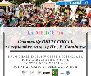 DrumCircleMERCE19